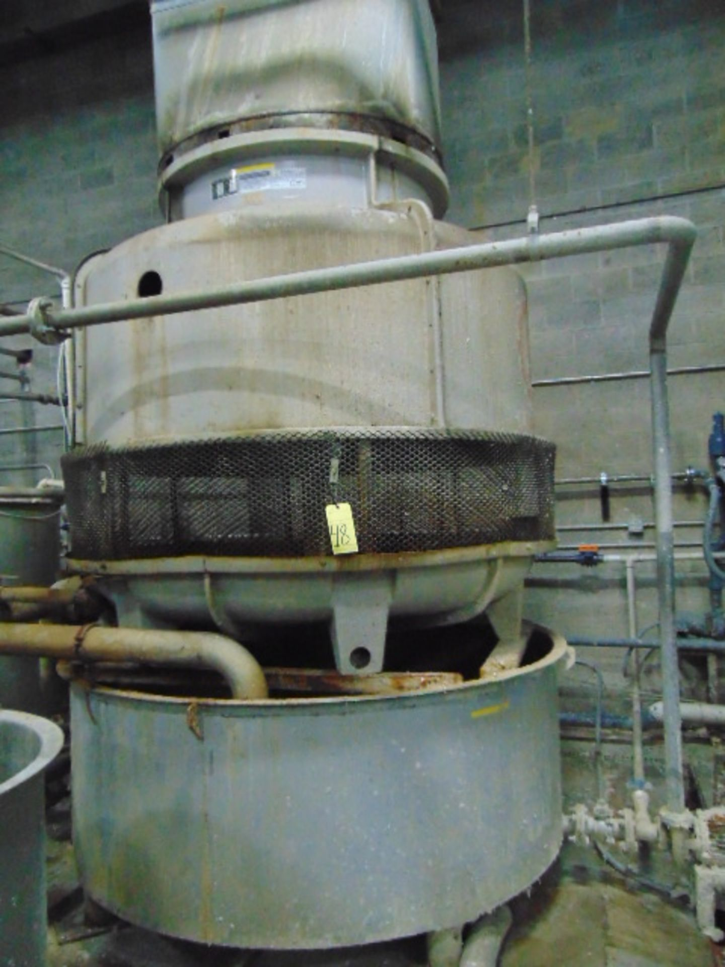 COOLING TOWER, LIANG CHI MDL. LBC-150