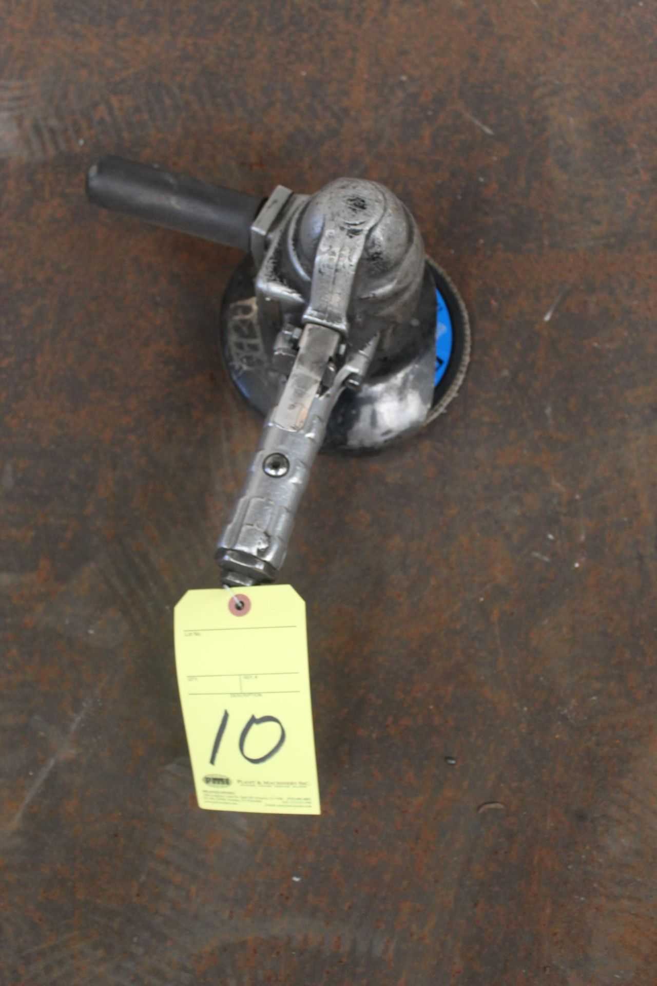 Lot 10 - PNEUMATIC RIGHT ANGLE GRINDER, TOP CAT