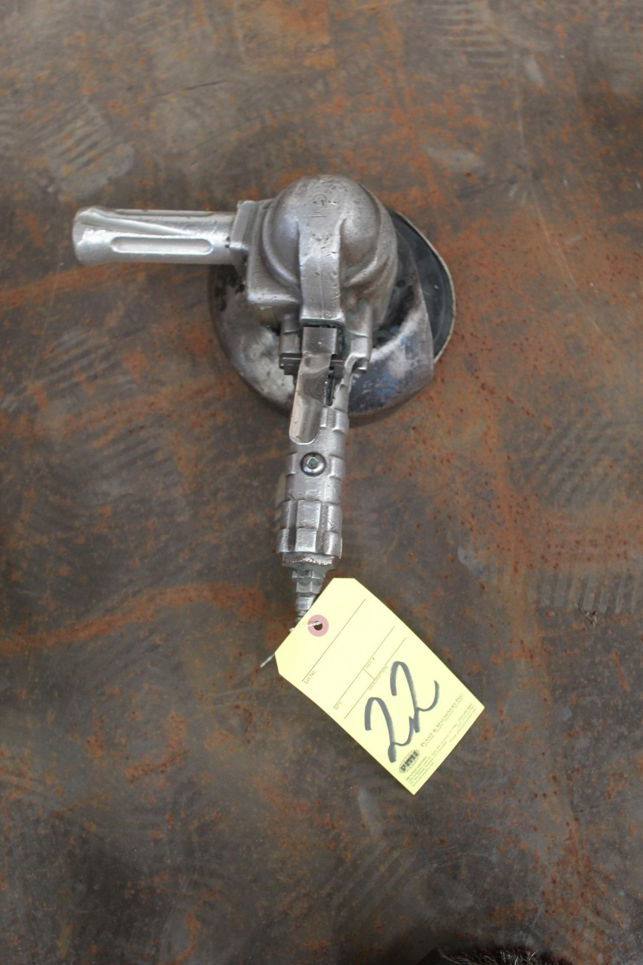 Lot 22 - PNEUMATIC RIGHT ANGLE GRINDER, TOP CAT