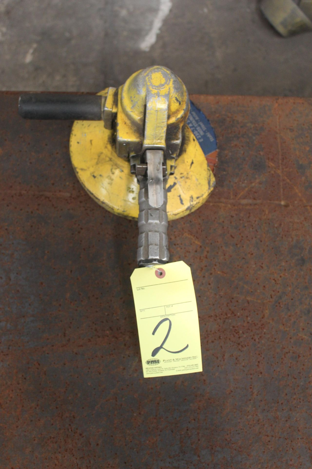 Lot 2 - PNEUMATIC RIGHT ANGLE GRINDER, TOP CAT