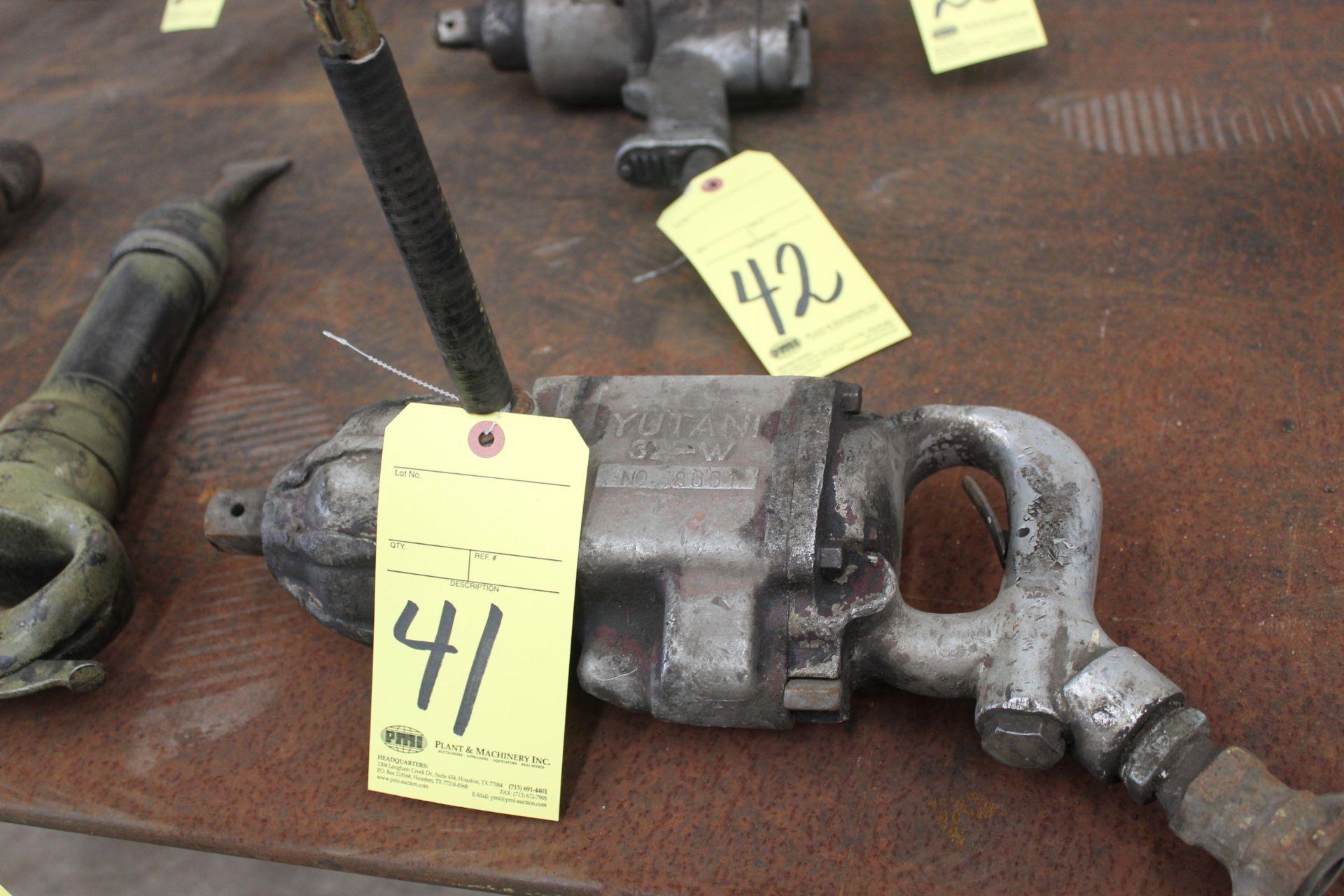 """Lot 41 - IMPACT GUN, YUTANI 1"""", H.D."""