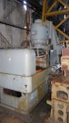 "VERTICAL ROTARY SURFACE GRINDER, HANCHETT 36"" (Location A: 1401 N Decatur Street, Montgomery, AL"