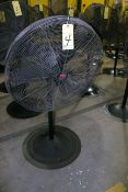 PORT-A-COOL FAN, CYCLONE 2000, 2 spd. (Loading charge $10)