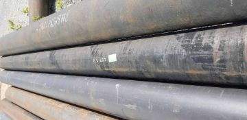 """LOT CONSISTING OF: (APPROX. 720 INCHES) PIPE,SEAMLESS,10"""",S80,SA-106-B,ASME B36.10; (APPROX. 1080"""