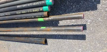 """LOT CONSISTING OF: (APPROX. 4800 INCHES) PIPE,SEAMLESS,2"""",S40/STD,SA-106-B,ASME B36.10; (APPROX."""