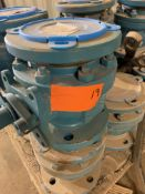 """LOT CONSISTING OF: (APPROX. 14) VALVE BALL FLOATING,FULL PORT,3"""",150#,RF,LEVER OPE (LOADING"""