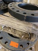 """LOT CONSISTING OF: (APPROX. 3) FLANGE WELD NECK,RF,12""""-600#,STD,SA-105-N,ASME B16; (APPROX. 4)"""