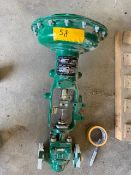 """LOT CONSISTING OF: (APPROX. 2) FISHER CONTROL VALVE, 1"""" 150# PORT SIZE 1/2"""" PLU, STEM AND SEAT"""