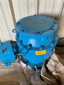 """LOT CONSISTING OF: WARREN 8"""" 150#, FULL PORT BALL VALVE, GEARBOX DRIVEN. (LOADING CHARGE $10) ("""