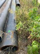 """LOT CONSISTING OF: (APPROX. 720 INCHES) PIPE,SEAMLESS,12"""",SCH 80,SA-106-B,ASME (LOADING CHARGE $"""