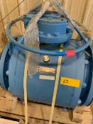 """LOT CONSISTING OF: (APPROX. 2) GWC 14"""" 150# BALL VALVE, FULL PORT. DEVLON SEAT AND HNBR SEALS FF-"""