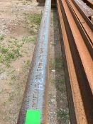 LOT CONSISTING OF: (APPROX. 3840 INCHES) BEAM,W4 X 13#,A992,A6 (LOADING CHARGE $10) (LOCATED AT: