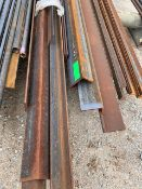 """LOT CONSISTING OF: (APPROX. 2400 INCHES) ANGLE,2"""" X 2"""" X 1/4"""",SA-36,A6; (APPROX. 720 INCHES) ANGLE,"""