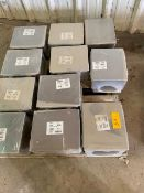 LOT CONSISTING OF: (APPROX. 11) KIT,ELECTRICAL,(1) EA HOF A12106NFSS N4X SS JIC BOX TYPE 304