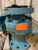 """LOT CONSISTING OF: VALVE BALL FLOATING,REGULAR PORT,4"""",600#,RF,LEVER (LOADING CHARGE $10) (LOCATED"""