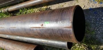"""LOT CONSISTING OF: (APPROX. 480 INCHES) PIPE,SEAMLESS,16"""",S30/STD,SA-106-B,ASME B36.10; (APPROX. 480"""
