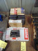LOT OF HELICOIL THREAD REPAIR KITS, assorted