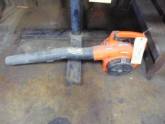 LEAF BLOWER, ECHO MDL. PB-250, gas pwrd.
