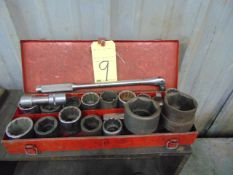 SOCKET SET, 3/4""