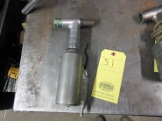 HYDRAULIC POP RIVETER, MARSON MDL. PHT3, air operated