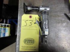 MINI DISC SANDER, air operated