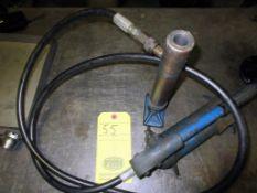LOT CONSISTING OF: hyd. Porta-Power & cylinder