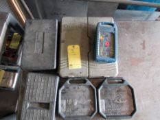 LOT OF SOCKET SETS, assorted (Note: missing items)