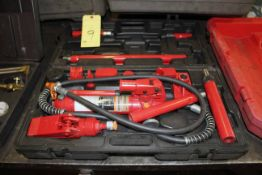 HYDRAULIC POWER PACK SET, PITTSBURGH, w/misc. accessories