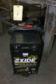 BATTERY CHARGER, EXIDE, 12 v., 2-200 amp
