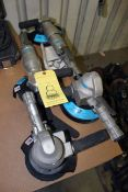 LOT OF PNEUMATIC ANGLE GRINDERS, new (Ft. Worth, TX)