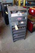 WELDING MACHINE, LINCOLN IDEALARC AC1200, 1,200 amps @ 44 v., 100% duty cycle, S/N U1971201181 (