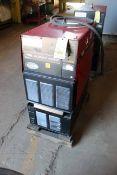 WELDING MACHINE, LINCOLN POWERWAVE, S/N U1090300396 (Ft. Worth, TX)