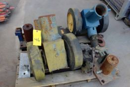 LOT OF SHOP EQUIPMENT, misc. (Ft. Worth, TX)