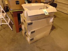 """LOT OF INDUSTRIAL CEILING FANS (7), DAYTON 56"""" (new in box)"""