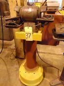 "TOOL GRINDER, BALDOR 6"", 1/2 HP motor"