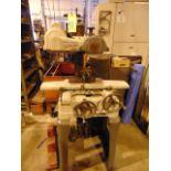 TOOLMAKER GRINDER, DELTA, w/cast iron legs