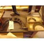 LOT OF O.D. MICROMETERS (5), assorted