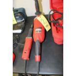 LOT CONSISTING OF: Milwaukee electric hand tools, (2) Grinders (Pasadena)