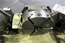 """ROTARY INDEXER, 12"""" dia. 3-jaw, 4"""" hole"""