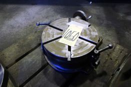 """ROTARY TABLE, 10"""", T-slotted"""