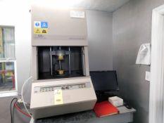 RHEOMETER, ALPHA TECHNOLOGIES MDL. MDR-2000, new 2014, S/N 3AAAD4700