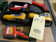 LOT OF INFRARED THERMOMETERS (4)