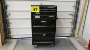 HUSKY, 6 DRAWER, TOOL CHEST ON CASTERS