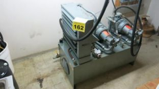 THERMAL TRANSFER PRODUCTS, A0-35, HEAT EXCHANGER, 575 VAC, 300 PSI WITH (2) BROOK, 30 HP, MOTORS AND