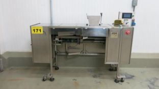 "JOHNSEN, WBS-0715S, STAINLESS STEEL, WICKETED BAGGING AND SEALING SYSTEM, 7"" - 15"" BAG CAPACITY,"
