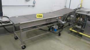 MP EQUIPMENT, OUTFEED CONVEYOR, 10' X ' X 36""