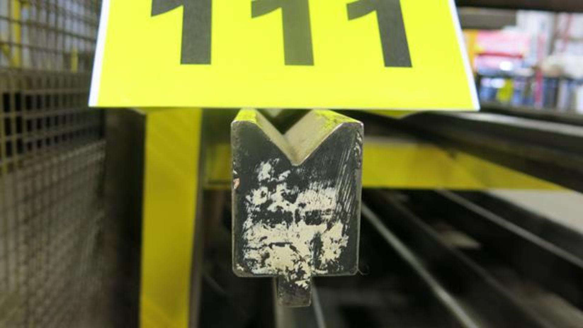 Lot 111 - LOWER BRAKE DIE, 12'