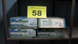 "LOT OF (3) PROSTAR, PRSS6RN11P020, COPPER, 0.045"", WELDING WIRE ROLLS AND (1) PROSTAR, PRS70S6-"