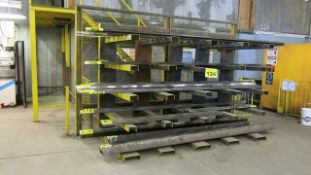 STEEL, STORAGE RACK, 10' X 7' X 5' (RACK ONLY) (LATE DELIVERY)