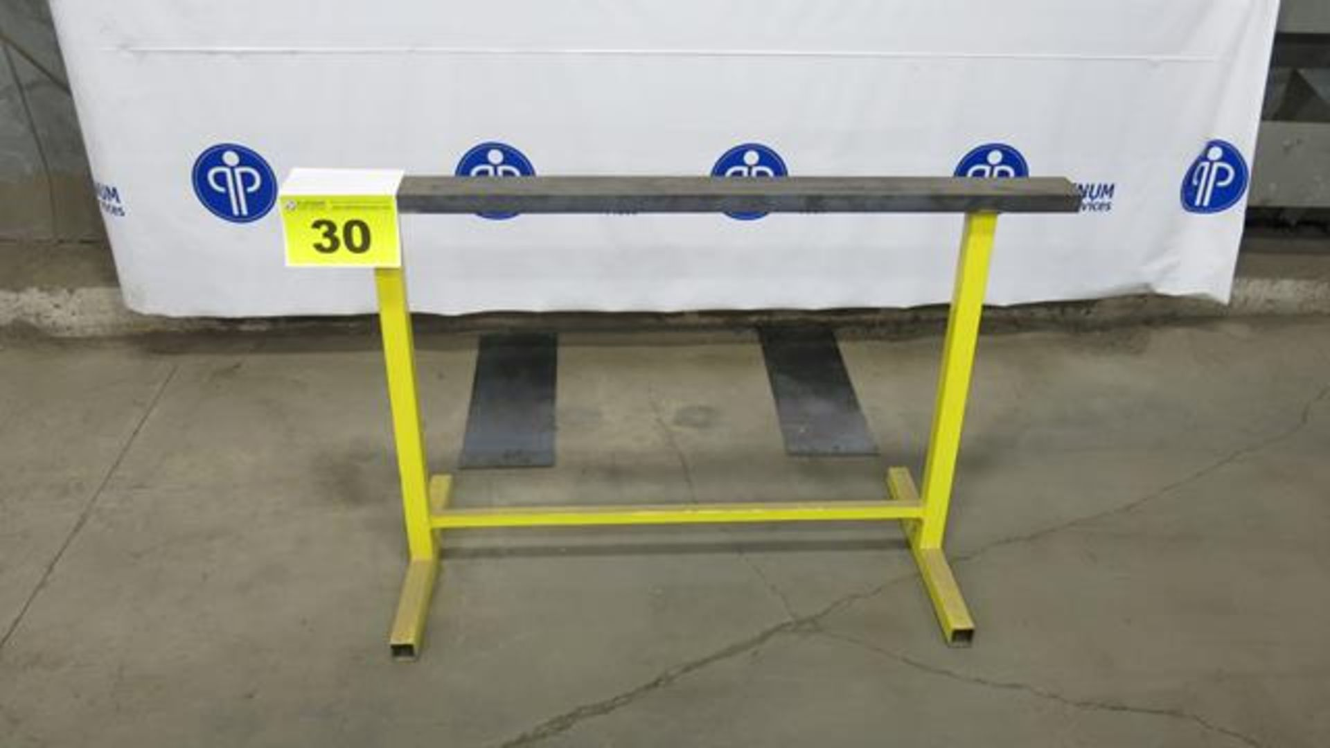 """Lot 30 - STEEL, MATERIAL SUPPORT FRAME, 36"""" X 60"""""""